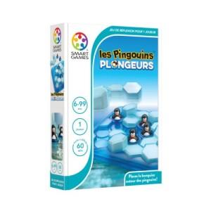 pingouins plongeurs